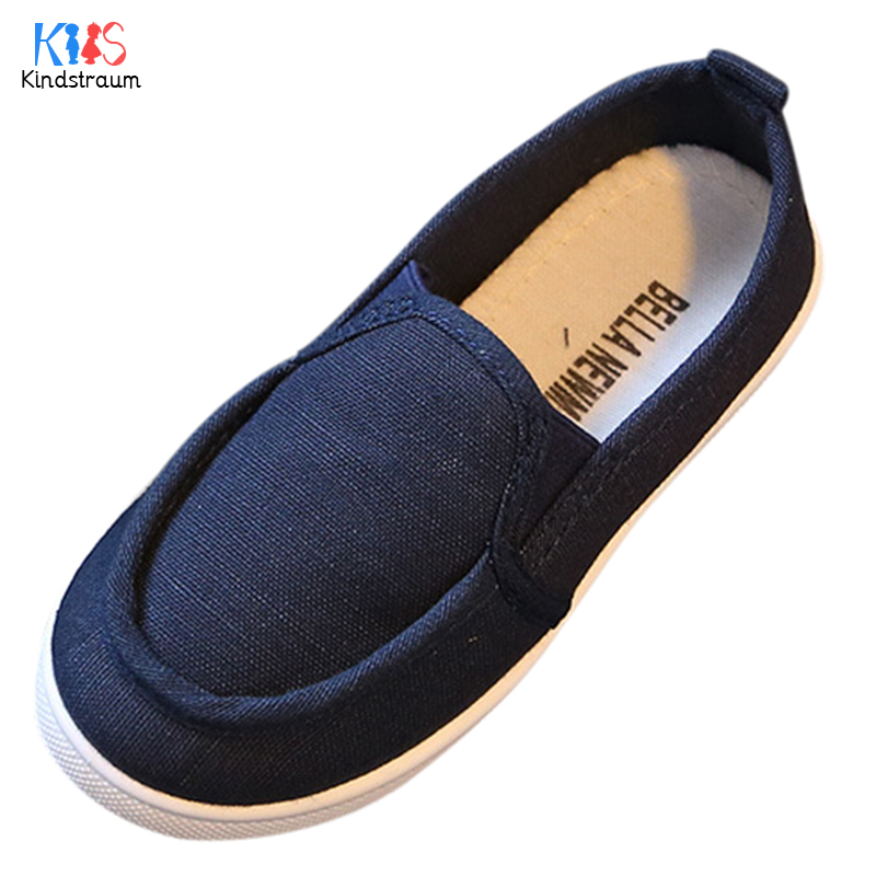 Toddler Canvas Slip On Shoes
