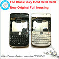For BlackBerry Bold 9700 9780 Original New Full Complete Mobile Phone Housing Cover Case+Keypad(No joystick)+Free Tools