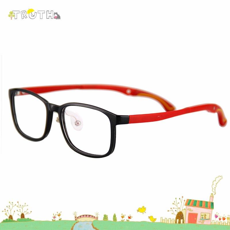 VERDAD niños gafas de la miopía de 4 grados ajustar consejos óptico ...