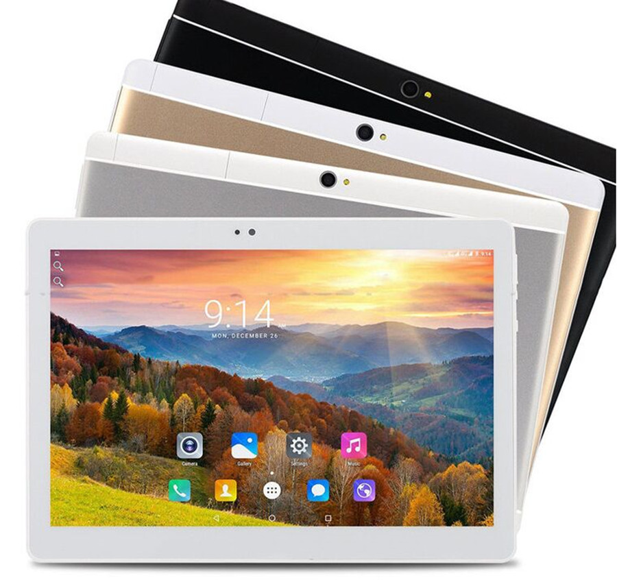 New 10 1 inch 3G call tablet PC Metal case Bluetooth WiFi GPS navigation Free shipping