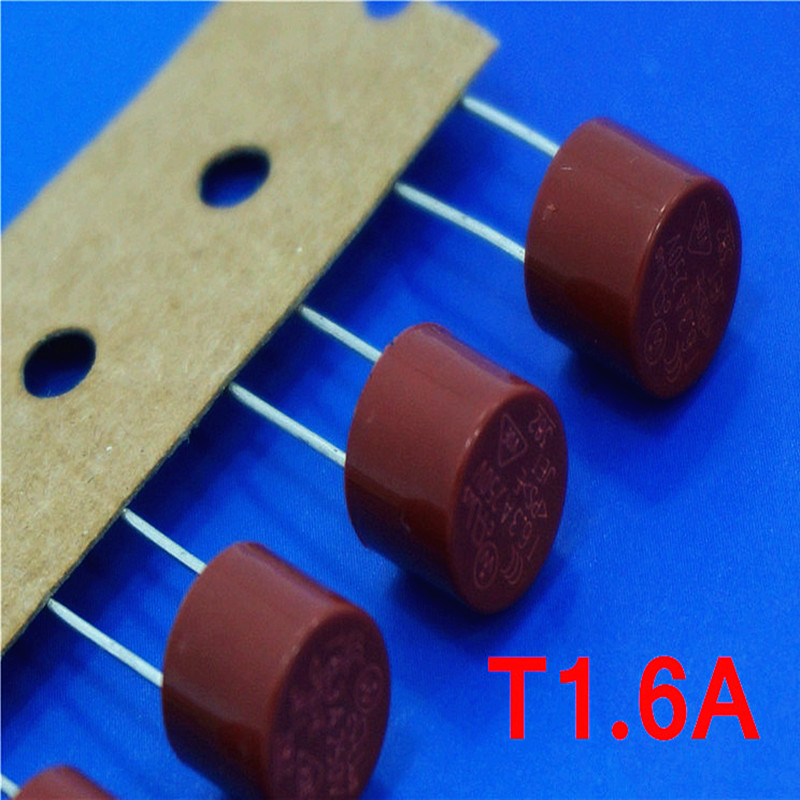 Paquete de 10 piezas Fusible de acci/ón r/ápida F1AL Fusibles de cer/ámica de 250 V 5 x 20 mm
