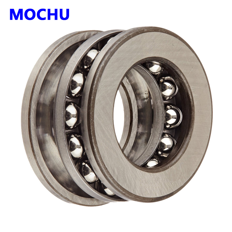 1pcs 51326 8326 130x225x75 Thrust ball bearings Axial deep groove ball bearings MOCHU Thrust  bearing 1pcs 71901 71901cd p4 7901 12x24x6 mochu thin walled miniature angular contact bearings speed spindle bearings cnc abec 7