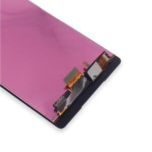 Image 4 - עבור Sony Xperia Z4 Z3 בתוספת LCD תצוגת Digitizer ערכת Sony Xperia Z4 צג E6533 E6553 מסך LCD טלפון חלקי + כלים חינם