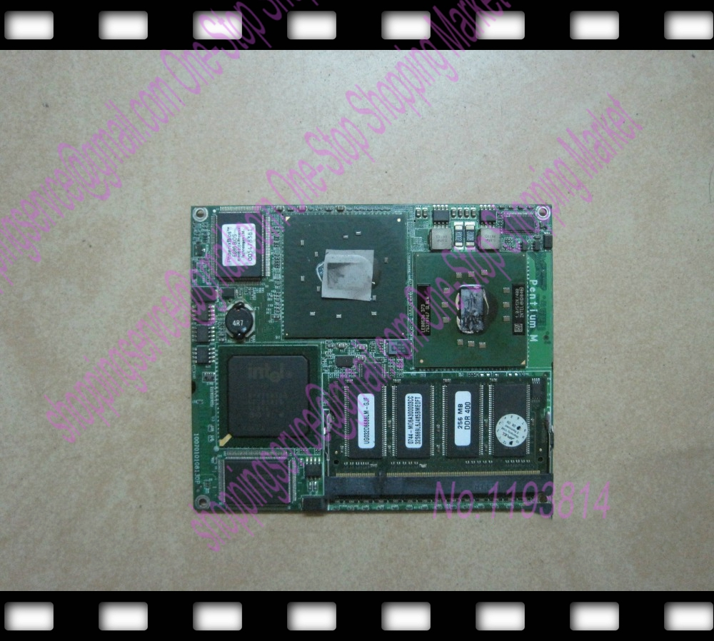 AETX-M6120 Motherboard ETX SBK 820 107 REV: D with good quality wholesale