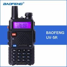 Baofeng UV-5R Портативный Портативная рация УКВ двухстороннее ham Радио трансивер УФ 5R ручной UV5R Портативная рация s 2-способ коммуникатор