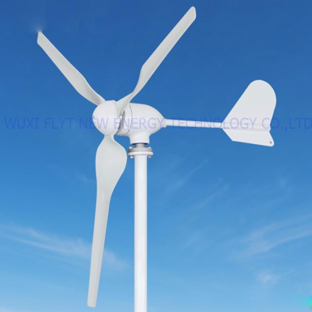 Éolienne 300 W 12 v/24 v pour la maison utilisant le haut efficace