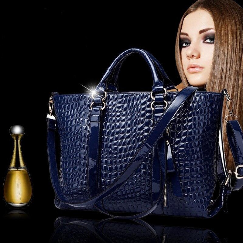JOFEANAY Crocodile Pattern Women Bag Handbags Women Messenger Bags Crossbody Shoulder Bags Ladies Tassel Women Leather Handbags все цены