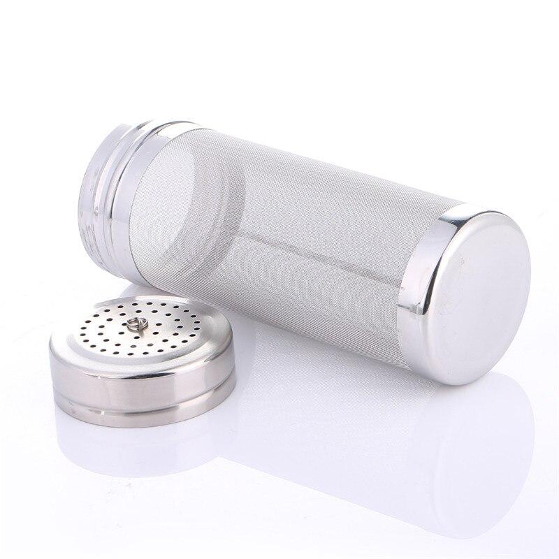 7x18 см Realand 300 микрон Сетки домашнего пивоварения пиво Нержавеющаясталь фильтр сухой-хоп паук бункера для Корнелиус банально бочонок