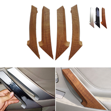 1pc Car Styling Interior Door Handle Pull Cover Protective Trim For Toyota Camry 2006 2007 2008 2009 2010 2011 цена и фото