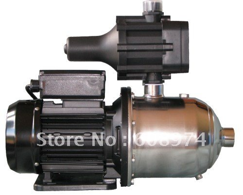 Stainless Steel Multistage Centrifugal Pump with Jet self-priming pump CBM404 220V~50hz sz060 good quality home use small stainless steel water pump jet self priming centrifugal pump circulating pump factory supply