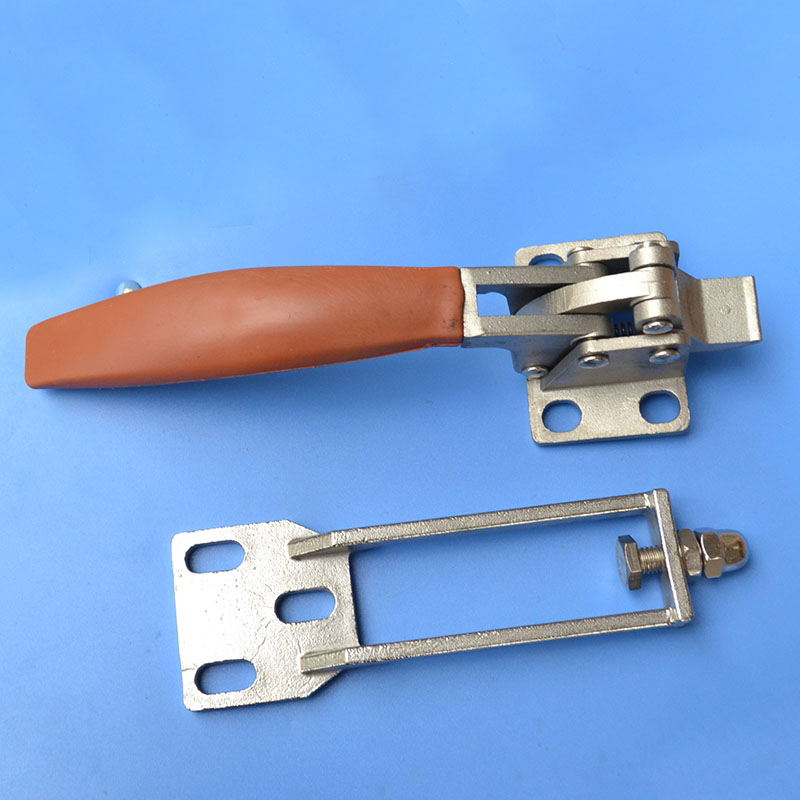 free shipping lever door handle steam box hinge oven door lock cold store hinge cabinet kitchen Freezer cookware repair part dsha hot 10x soft close kitchen cabinet door hinge hydraulic slow shut clip on plate
