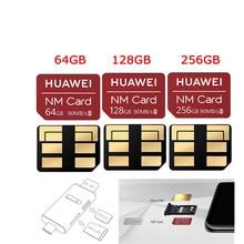 90 MB/s מהירות 100% מקורי עבור Huawei Mate 20/20 Pro/20X/P30/P30 פרו ננומטר כרטיס 64 /128/256 GB Nano זיכרון כרטיס