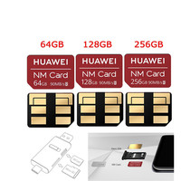 90 MB/s di Velocità Originale di 100% Per Huawei Mate 20/20 Pro/20X/P30/P30 Pro NM Carta di 64 /128/256 GB Nano Scheda di Memoria-in Adattatori per cellulare da Cellulari e telecomunicazioni su