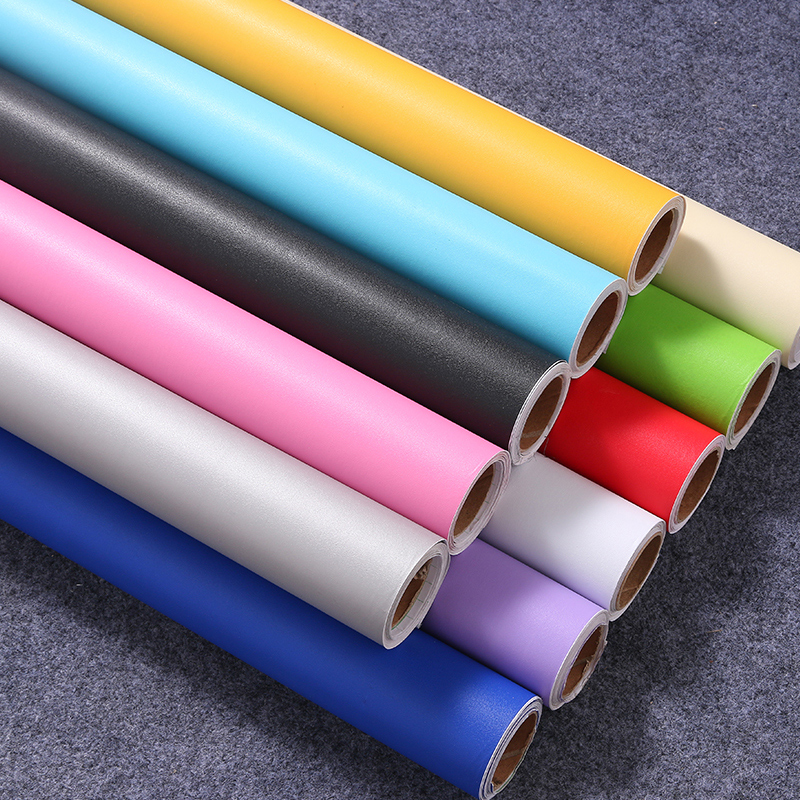 Intelligent Diy Decorative Film Vinyl Shelf Liner Adhesive Contact Paper For Kitchen Dishwasher Decor Pvc Waterproof Self Adhesive Wallpaper At Any Cost Painting Supplies & Wall Treatments Home Improvement