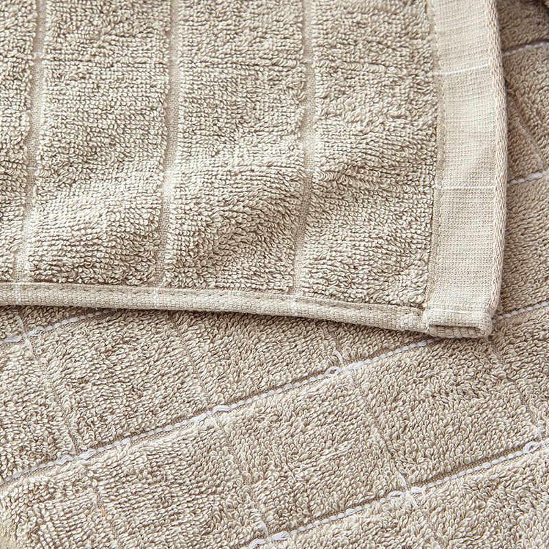 2019 מוצר חדש באיכות גבוהה מוצק צבע מגבת סט 34x74 cm 2 Pcs/70x140 cm /שני פנים מגבת/מגבת/כותנה חומר