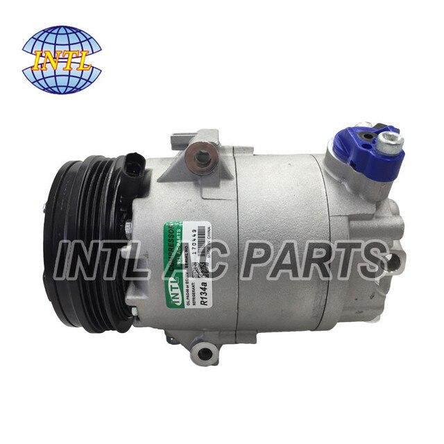 US $118 0  5u0820803 5U08208 03 CS20053 CVC AUTO A/C AC Compressor for VW  VOLKSWAGEN Fox/cross/space/polo/Gol Cod-in Air-conditioning Installation