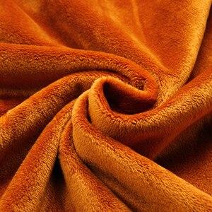 Image 3 - Fillengudd 2019 겨울 8xl 플러스 사이즈 망 캐주얼 스트라이프 셔츠 저렴한 고품질 열 긴 소매 벨벳 빅 사이즈 의류