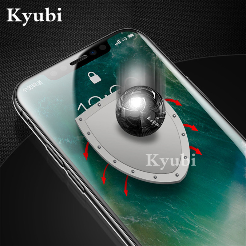 Hydrogel Ultra thin 10D Full Protective Film For Letv 1S MAX 2 Screen Protector Film For Letv Pro 3 Ultra Full Body Soft Film