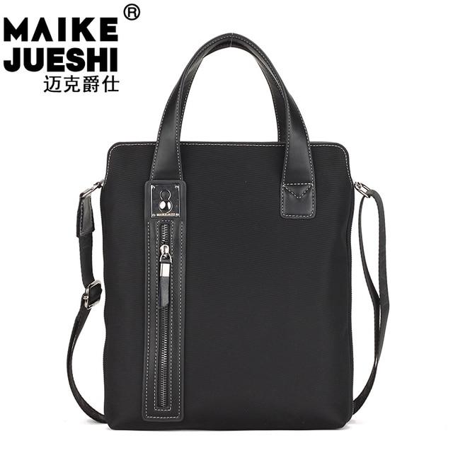 Mike handbag waterproof oxford fabric male shoulder bag man bag business bag messenger bag casual bag