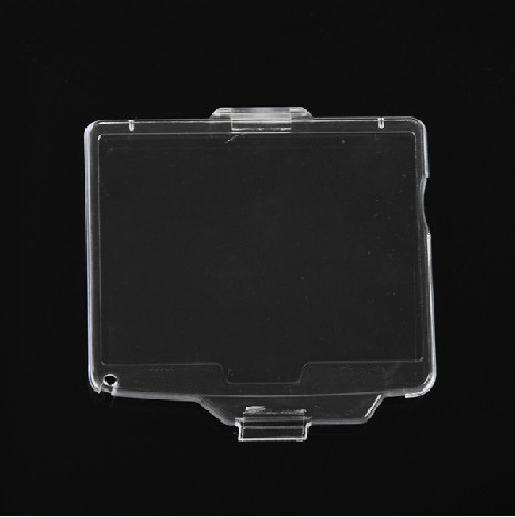 new Hard Plastic Film LCD Monitor Screen Cover Protector for N D700 BM-9 free shipping