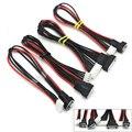 Зарядный кабель для зарядки  5 шт./лот  JST-XH  2S  3S  4S  6S  20 см  22AWG  Lipo