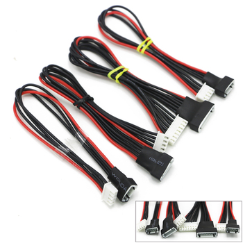5pcs lot jst xh 2s 3s 4s 6s 20cm 22awg lipo balance wire extension charged cable lead cord for rc battery charger 5pcs/lot JST-XH 2S 3S 4S 6S 20cm 22AWG Lipo Balance Wire Extension Charged Cable Lead Cord for RC Battery charger