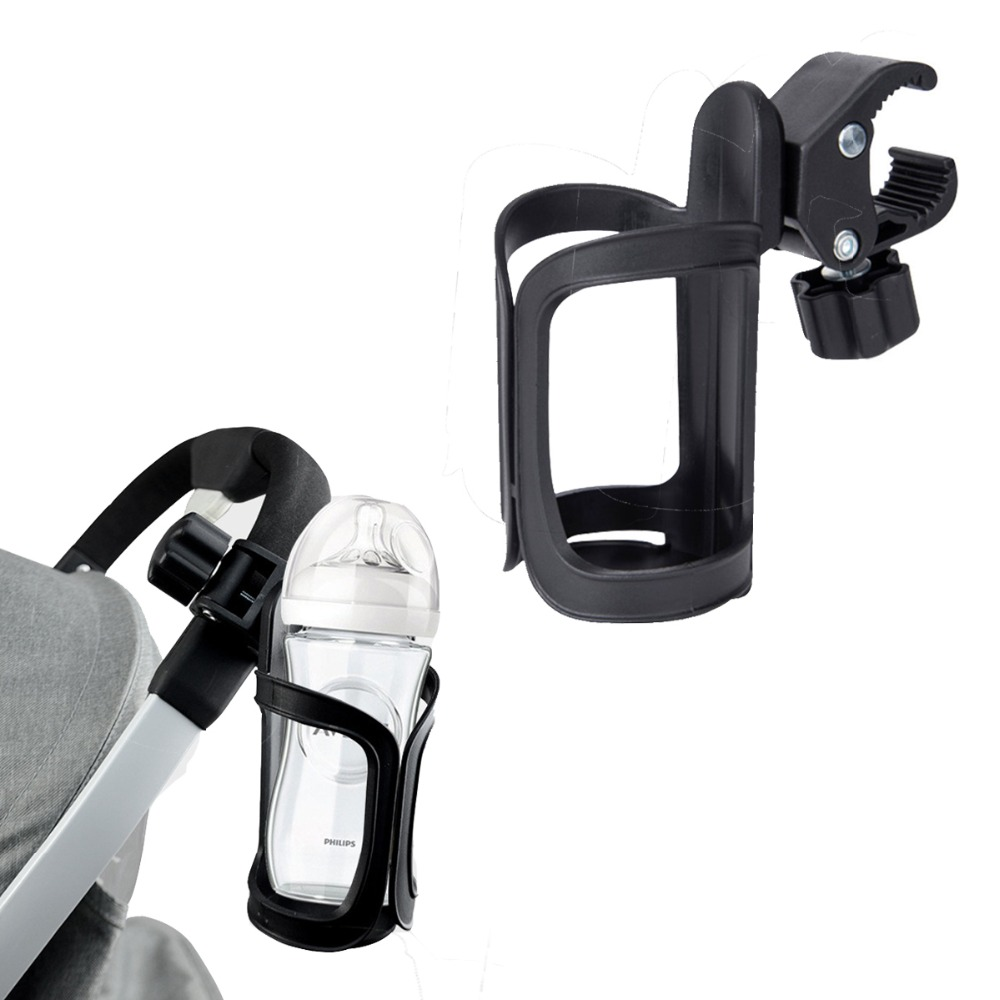 Cup Holder Fit Milk Water Bottle Rack Universal Baby Stroller/ Bike/ Baby Carriage/ Prams Fit Yoyo Yoya Babyzenes I.BELIVE