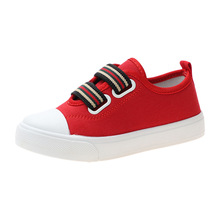 Baby girl shoes canvas children's shoes 2019 new breathable baby boy flat shoes