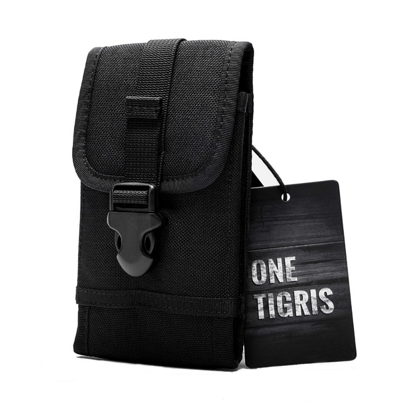 Onetigris Waist-Bag-Pack Smartphone-Pouch Tactical Cellphone MOLLE for 6/6s/7-plus/..