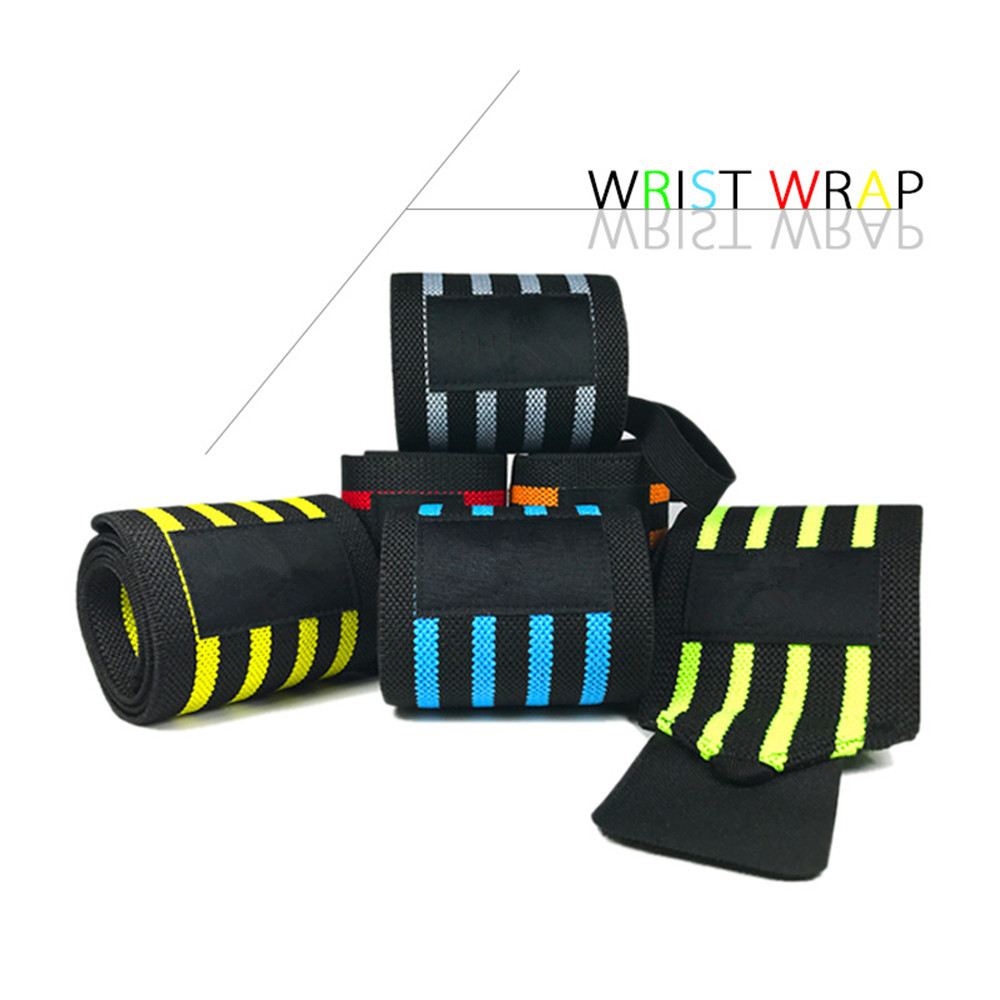 Best Price A Pair Wrist Wrap Professional Grade With Thumb Loops Wrist Support Braces