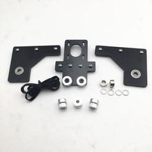 Funssor aggiornamento Tevo Tarantula/HE3D Singolo Motore Dual Asse Z kit dual Z uppgrade set