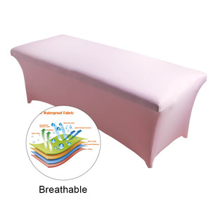 Image 3 - Eyelashes Bed Cover Beauty Sheets Elastic lash Table Cover Stretchable Professional Cosmetic Salon Eyelash Extension Makeup Tool