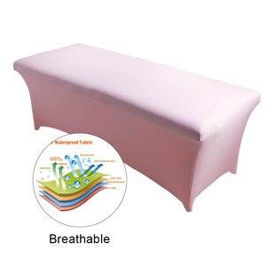 Image 3 - Rzęsy łóżko okładka piękno arkuszy elastyczne rzęs stół pokrywa rozciągliwe profesjonalny kosmetyk Salon przedłużanie rzęs makijaż narzędzia