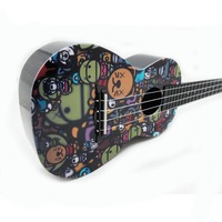 Ukulele 24 inch Ukulele Music Instrument Mini Guitar Hawaii Stringed Instrument Great Gift Hawaiian Ukulele Easy to Learn