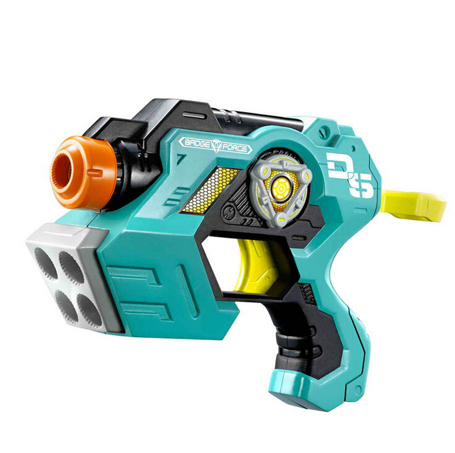 Cotoy D5 Toy Gun For Boy With Soft Bullet Cool Design ABS High Quality Plastic Safe Best Gift For Children Outdoor Toy