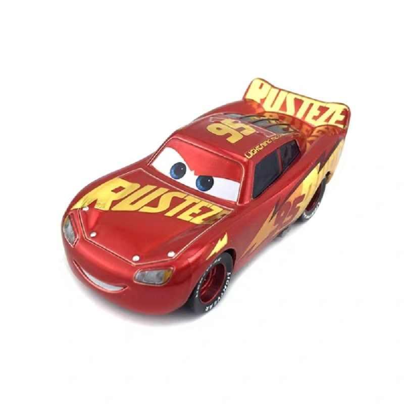 Disney Pixar Mobil 3 Mainan Mobil McQueen 39 Jenis 1:55 Die-Cast Logam Paduan Model Mobil Mainan Anak ulang Tahun/Hadiah Natal