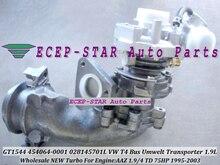 GT1544S 454064-5001S 454064-0001 454064 028145701L Turbo For Volkswagen VW Commercial T4 BUS Transporter 1995-03 AAZ Umwelt 1.9L