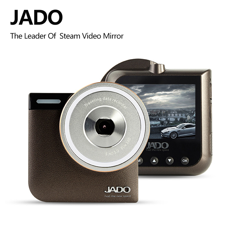 JADO D760 2.4' Novatek Car Camera Full HD 1080P Mini Car Dvr Video Recorder 140 degree Car Registrar Car DVRs Dash cam