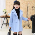Girls Wool Winter Coats Baby Wool Coat Girls Red   Clothing Sets Toddler Boys  Cashmere Cape