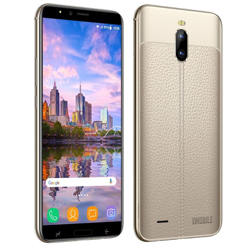 TEENO VMobile J6 Mobile Phone Android 7 0 6 0 HD Full Screen 18 9 2GB