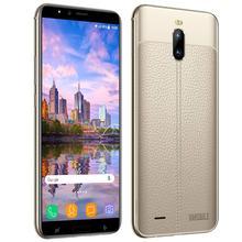 VMobile J6 мобильный телефон Android 7,0 6,0 «HD полный Экран 18:9 2 Гб Оперативная память 16 Гб Встроенная память Face ID Dual Sim 4800 mAh 3g 4 ядра смартфон