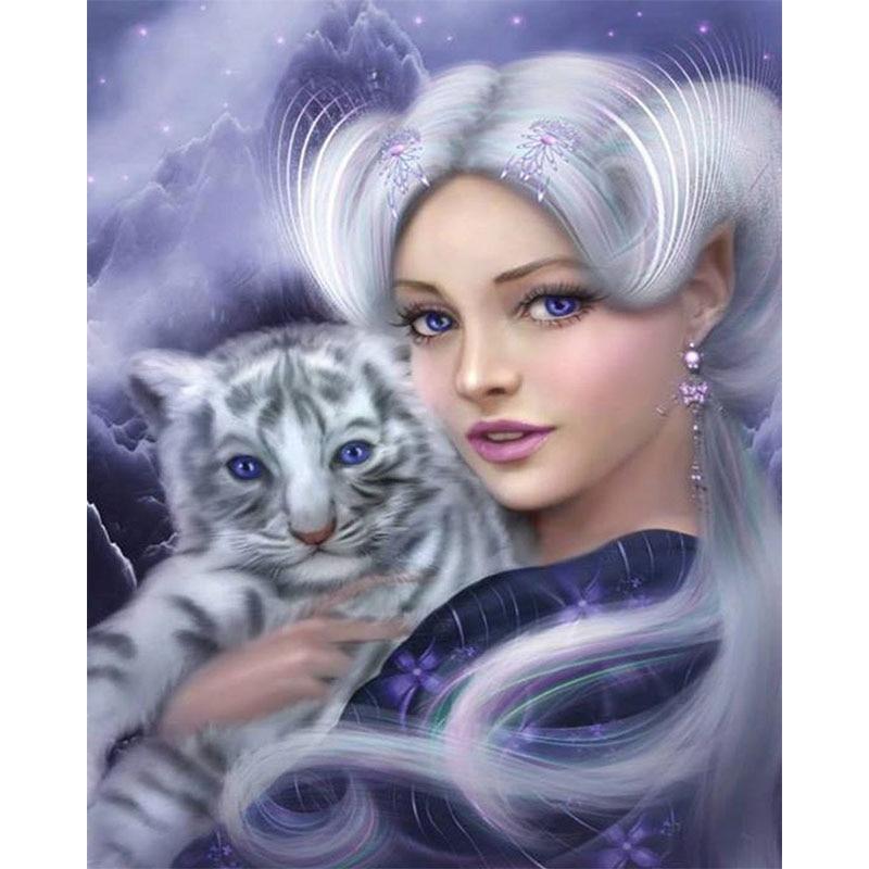 5D Diamond Painting keresztszemes készlet diy Mosaic Pattern - Művészet, kézművesség és varrás