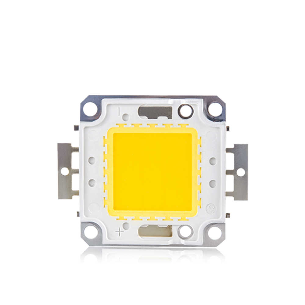 1 stks High Power 10 w 20 w 30 w 50 w 100 w COB Geïntegreerde LED Lamp Diode Chip DC 12 v 32 v Voor DIY Flood light Spotlight Lamp Led Kralen