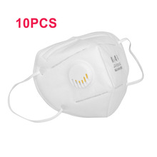10 шт. респираторная Пылезащитная Маска Анти-туман дымка PM2.5 маска Рабочая защитная Пылезащитная краска распылительная маска