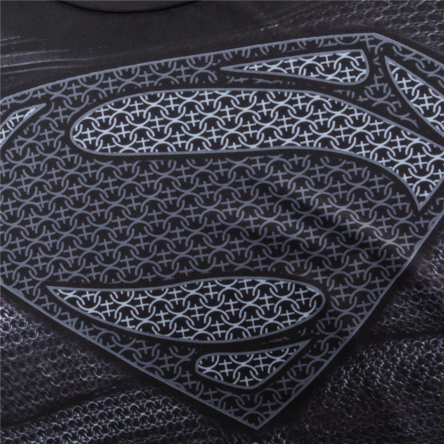 Superman Tshirts Men Compression Shirts Batman Tops The Flash T-shirts Fitness Crossfit Tees Bodybuilding camiseta rashguard 3