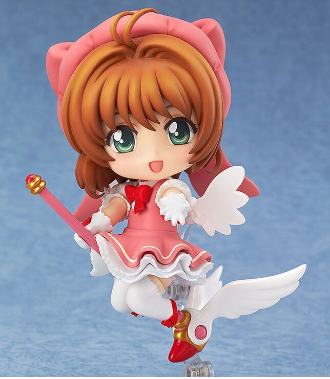 Novelty & Special Use Anime Card Captor Cardcaptor Sakura Kinomotosakura Action Figure Toy Doll For Birthday Christmas Gifts