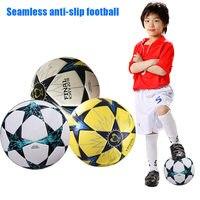 5 футбольный мяч, размера из искусственной кожи, детские футбольные мячи для тренировок на открытом воздухе, детские подарки, профессиональ...