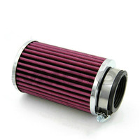 46mm 48mm 50mm 52mm 54mm 60mm Metal Motorcycle Air Filter Scooter Air Cleaner Motorcycle Accessories Modified Scooter Air Filter