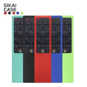 Image 5 - SIKAI 2018 מגן מקרה עבור סמסונג BN59 01220A BN59 01220E חכם טלוויזיה מרחוק כיסוי עבור Samsung BN59 01220A BN59 01220E מרחוק