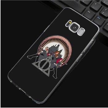 Harry Potter Phone Case for Samsung S Series Girl Gang 7